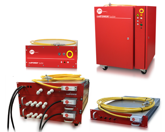 redPOWER CW Fiber Laser Systems