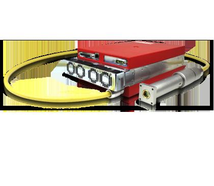 redENERGY G4 Pulsed Fiber Laser Systems