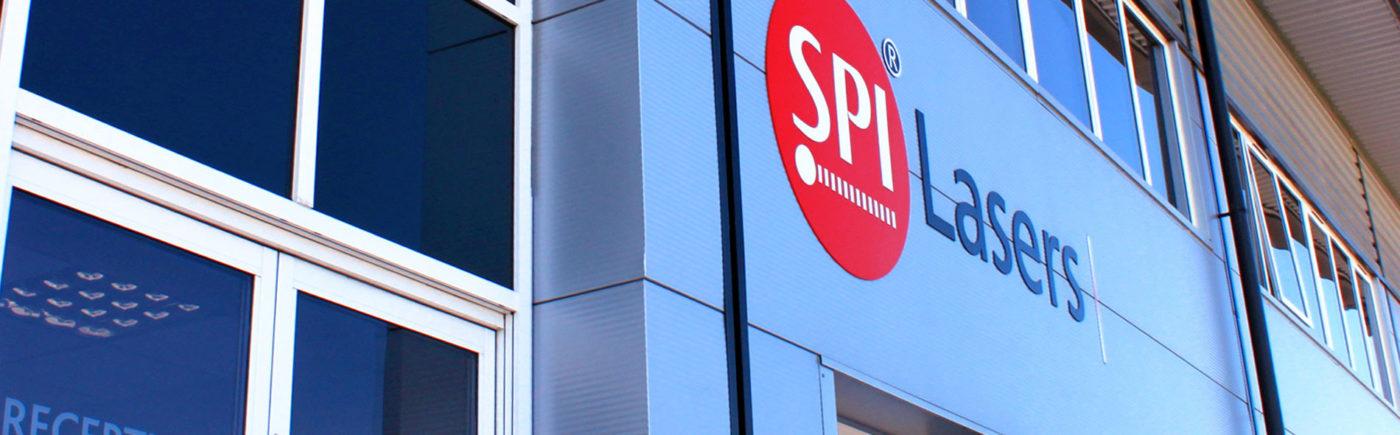 SPI Lasers banner promoting metal additive layer manufacturing