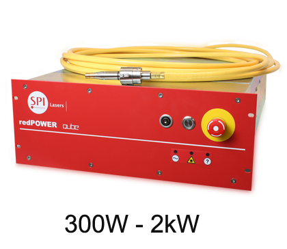 CW 2kW laser