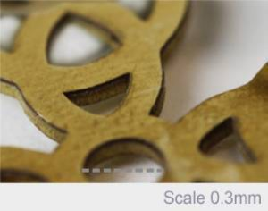 Cutting 1mm Thick Brass