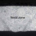 Fiber Laser Welding of 100 Micron Stainless Steel