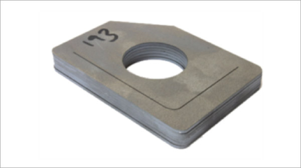 Low Power Fast Cutting of Mild Steel