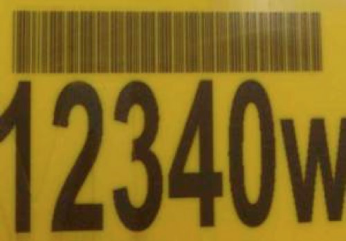 Marking Plastic Tags