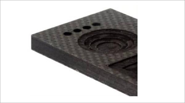 Micro Machining Carbon Fiber Composites