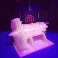 A 3D printed turbine