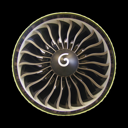 The GE90-115B, the ultimate in reliability