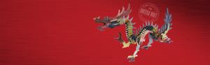Dragon Sample Cutting CW