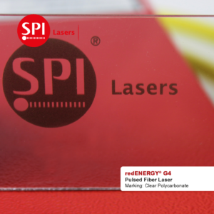 Marking with Pulsed Fiber Lasers