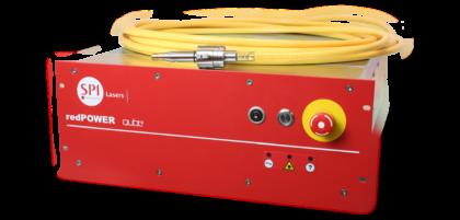 Qube 2kW Fiber Laser