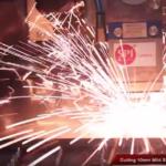 CW Cutting Mild Steel