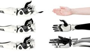 The medical industry is embracing 3D printing with prosthetics