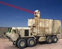 The military are increasingly using fiber laser technology