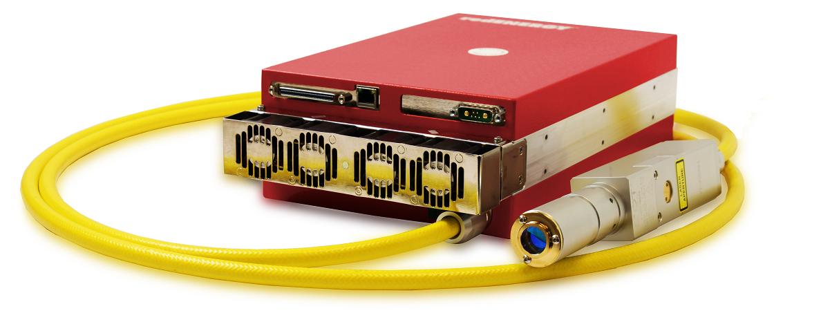 Figure 1. G4 pulsed fiber laser