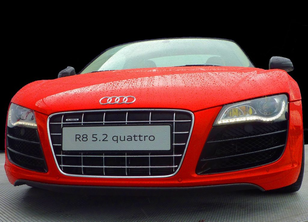 Fiber lasers make cars look as nice as this