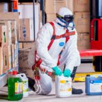 Traditional processes may involve using chemical solvents