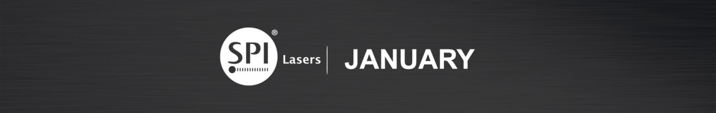 Application Month January banner