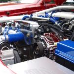 Laser marking of automotive parts