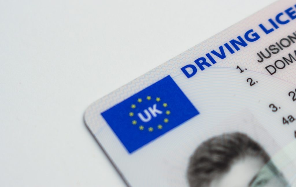 The laser marking process can be used for the creation of ID cards