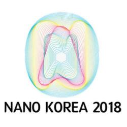 Nano Korea 2018 Marketing Banner