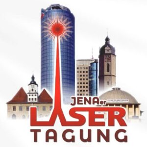 Jena Lasertagung, 22nd - 23rd November 2018, Jena, Germany