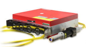 Our redENERGY G4 200W pulsed laser provides an excellent cutting tool for various materials.