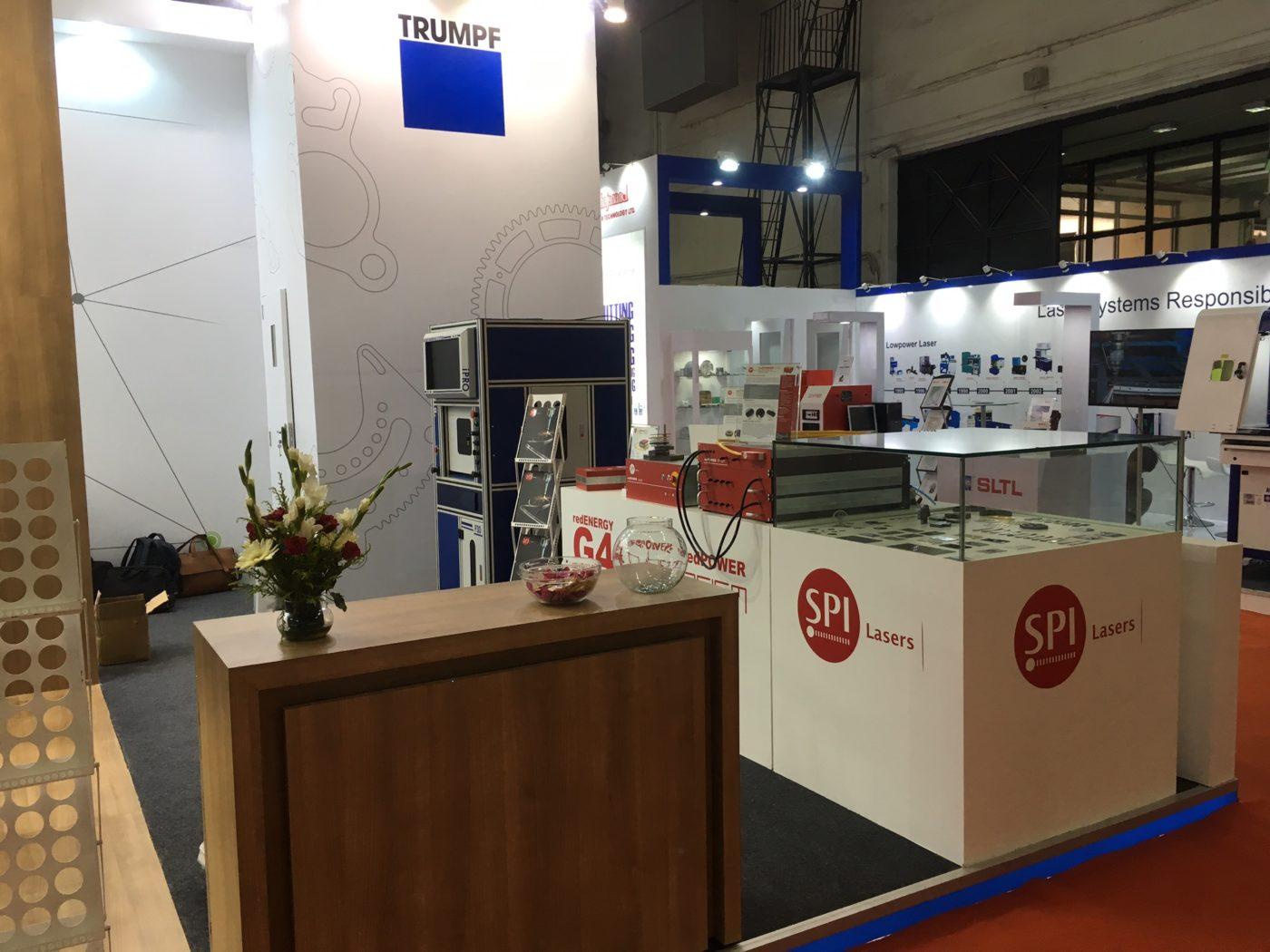 Laser World of Photonics India 2017.