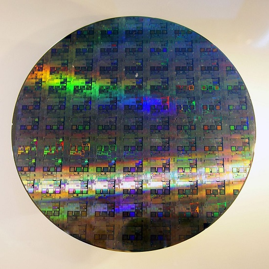 Laser cleaning is used in silicon processing