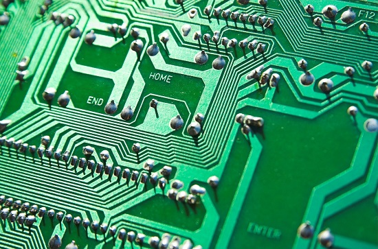 Semiconductors and circuit boards, which play a huge role in this industry, require heavy engraving