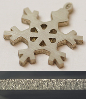 Cutting Silver Image