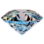 Diamonds are precious and benefit greatly from the precision of fiber laser drilling